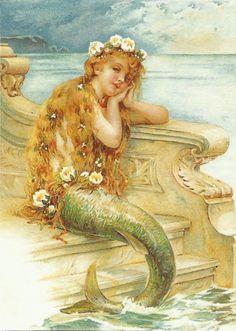 "E.Stuart Hardy - ""The Little Mermaid"