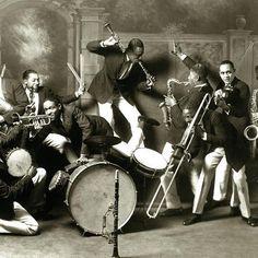 St. Louis Cotton Club Band, 1925