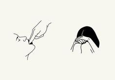 Desejos, dores, sexo e paixões são as principais matérias primas do trabalho do artista francês Julian Bouhenic. Entre a ingenuidade dos traços simples e a violência de certas temáticas, o trabalho – batizado de Regards Coupables (ou Olhares Culpados, em tradução livre) – oferece em imagens a descoberta de sentimentos à flor da pele. ...