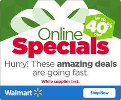 WALMART $$ Save Up to 40% off! Walmart Deals, Online Deals, Learning, Studying, Teaching, Onderwijs