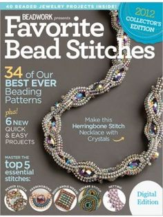 Favorite Bead Stitches, 2012 (Digital Edition) | InterweaveStore.com