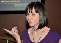 Disney News and Interviews From The Mouse Castle: Susan Egan: Belle, Meg, Glamour and Goop - Part 1 Susan Egan, Disney Hercules, Beauty And The Beast, Interview, Glamour, Singer, Lady, Theatre, Broadway