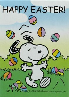 peanuts easter - Google Search