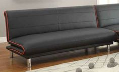 Leather Sofa Bed Loveseat