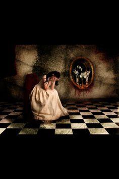 Checkerboard asylum