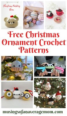 More than 30 Free Christmas Ornament Crochet Patterns including baby yoda, baubles, amigurumis and more! Christmas Bulbs, Christmas Crafts, Invite Your Friends, Crochet Projects, Free Crochet, Activities For Kids, Parents, Crochet Patterns, Hands