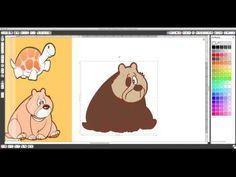 ▶ Dateien erstellen mit der Option Nachzeichnen - Silhouette Studio - YouTube