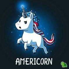 Un americorno