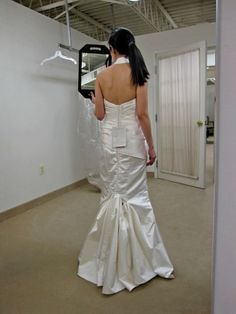 1000 Images About Bustles On Pinterest Wedding Dress