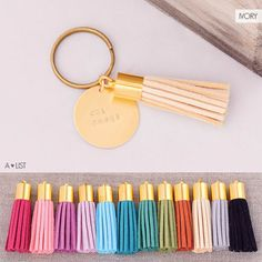 Get your Chi Omega Tassel on with this cute Chi Omega Sorority Keychain. Available in an assortment of tassel colors from www.alistgreek.com. Makes a great initiation. bid day or big/little gift! #chiomega