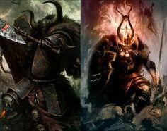Lords of Chaos by MajesticChicken.deviantart.com on @deviantART