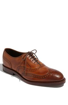'The Jefferson' Wingtip Oxford
