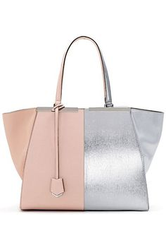 Fendi - Bags - 2014 Spring-Summer  #Bridaltribe #Travel #Inspiration