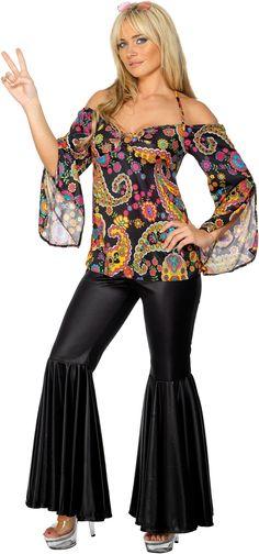 70s costume hippie