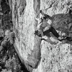 """""""The goal of Project Siurana was to give back to the local climbing community by lending a hand to help take care of this beautiful climbing environment,"""" Global Sports Marketing Manager @jthesenga says. Watch the video and read the story, link in profile. #projectsiurana #liveclimbrepeat Photo: @bernardo_gimenez"""