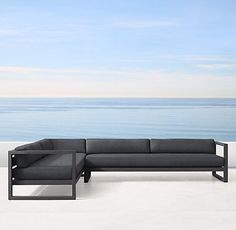 Aegean Slate (Outdoor Furniture CG) | Restoration Hardware