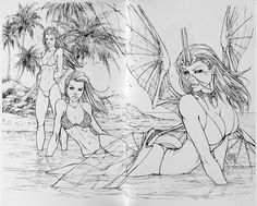 Micheal Turner Sketchbook
