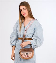 Anekke Arizona - Kabelka do ruky Saddle Bags, Arizona, Fashion, Moda, Molle Pouches, Fasion, Trendy Fashion, La Mode