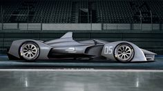 New concept images show just how crazy Formula E's race cars will look next year - The Verge