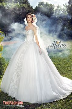 Milvadesigns are imbued with an earthly qualityborne of her proximity to the nature that surrounds her. Theirbridal gown collection conveys innovation,mixing contemporary trends that are always …