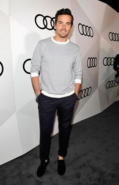 Actor Ian Harding attends the Audi Celebrates The 68th Emmys at Catch LA on…