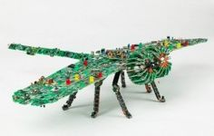 Circuit Board Recycling Artists