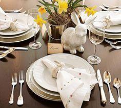 Cecilia Dale dá dicas para decorar a casa para a Páscoa!