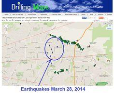 La Habra earthquakes caused by fracking? http://www.drillingmaps.com/la-habra.html