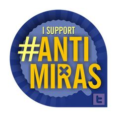 Logo Anti Miras Pria