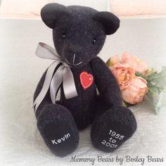 Memory Bears, First Love, Teddy Bear, Memories, Toys, Souvenirs, First Crush, Puppy Love