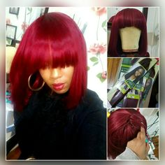 Crochet Wig  Hair @outre_hair  Dominican Blowout Straight