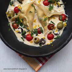 Pasta Recipes by Masterchefmom