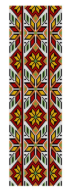 loom pattern- Ukrainian