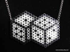 Feelin'+Lucky+necklace+by+BooTeeq+on+Etsy,+£5.50