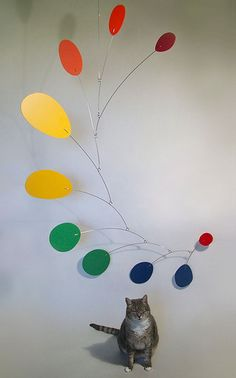 "This is a great ""Calder"" example!"