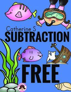 SubtractionSubtraction - Under the Sea4 worksheets to help your students understand subtractionAlso available:****************SUBTRACTION****************Subtraction Subtraction Christmas MathSubtraction Subtraction Winter MathSubtraction Subtraction Fall EditionSubtraction Subtraction and Addition Ten FramesSubtraction Subtraction Counting BackSubtraction Subtraction Alligator Task CardsSubtraction Subtraction Number BondsSubtraction Subtraction Task Cards and WorksheetsSubtraction…