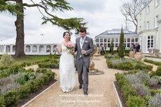 Bride and Groom @ Deer Park Hotel
