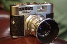 Voigtlander Vito BL Color-Skopar 50mm f3.5 c1957-60