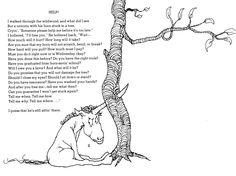 Shel Silverstein-Help