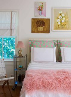Whether you've been reading this site for years or are visiting for the first time today, it's clear that pink is our most favorite color around these parts. From bright blush to dusty rose and just a tinge of coral, we've rounded up10 bedrooms from the archives that celebrate beautiful variations in hue. As our#DSPinkhashtag challenge shows, tones range from calming neutrals to neon focal points. They are abundantly found in the natural world as well as on the sleekest modern finishes…