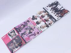 BLOCK B BlockB Portable Photo Memo Pad KPOP Korean K Pop Star