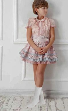 Boy Dressed As Girl By Mother Story