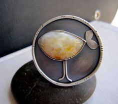 SWEET SONG RING by KellyBaldwinDesign on Etsy