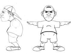 Cartoon Blender Character Modeling, Character Model Sheet, Character Sketches, Character Sheet, Character Design References, Character Drawing, Blender Models, Maya, Game Art