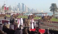 #Qatar celebrated National Day with patriotic fervour