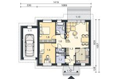 Floor Plans, Author, Projects, Floor Plan Drawing, House Floor Plans
