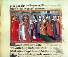 Paris, BnF, MS fr. 5054 fol. 3 Paris, 1485.