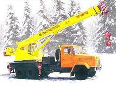 Автокран Броварчанец 25 тонн