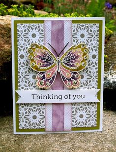 TRace's Tri's-my world of cards, scrapbooking, and Triathlons: Thinking of you