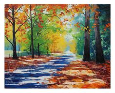 Autumn Paintings by artsaus